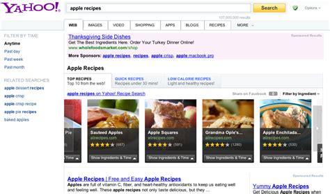 Yahoo Free Phone Lookup Find The Recipe For Any Occasion With Yahoo Search