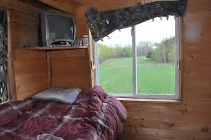 Deer Blind Heater Is It Really Hunting If You Re In One Of These 5 Luxury