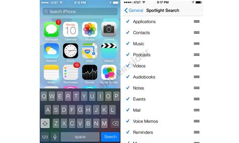 Spotlite Iphone 6 apple s ios 7 brings spotlight search access to