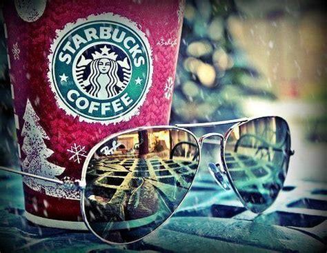 coffee sunglasses wallpaper coffee cup starbucks sunglasses winter image 454862