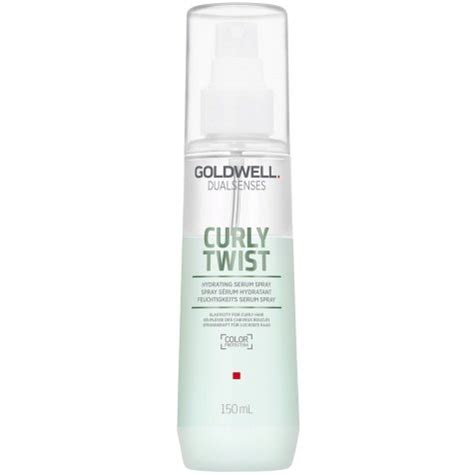 Serum Spray goldwell dualsenses curly twist hydrating serum spray