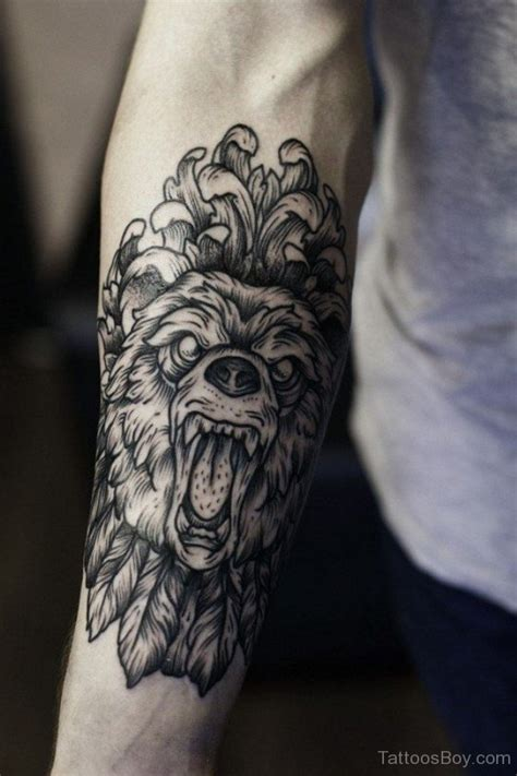 wolf tattoo forearm arm tattoos designs pictures page 8