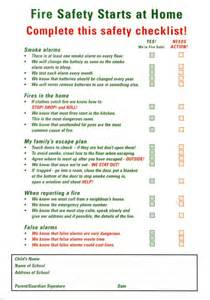 home fire safety plan firefighting interaction