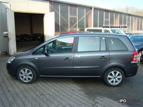 2009 opel zafira 1 7 cdti edition 7 seats car photo and
