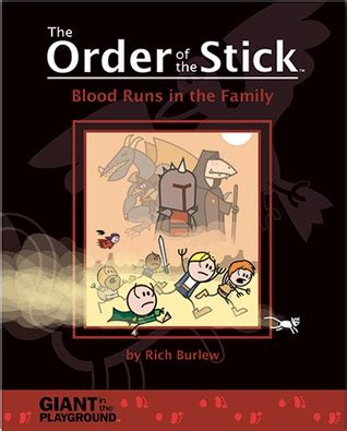 runs in the family books blood runs in the family the order of the stick 5 by