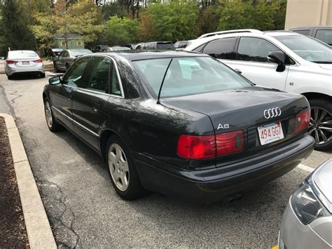 Audi A8 1999 by Curbside Classic 1999 Audi A8 4 2 Quattro But No