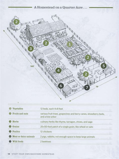 homestead layout plans on 1 acre or less layout 2 homestead on 1 4 acre homestead simple living gardens backyards and