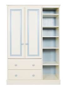 jemima wardrobe oak furniture solutions