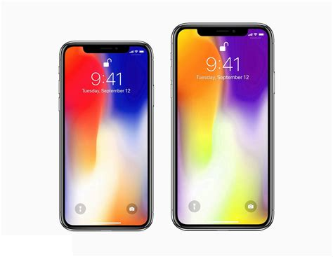 Iphone 10 Inch iphone x plus concept ecran 6 4 inch idevice ro