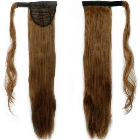 usa clearance sales clip in hair extensions 3 4 clip in synthetic hair extensions s wig ponytail