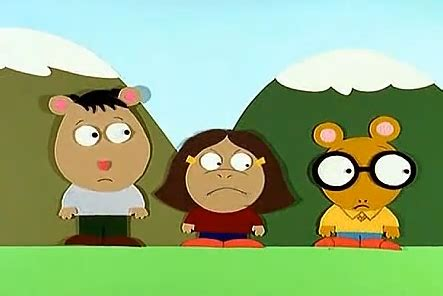 the angry vs bob marley mr brown big brian terrill s small screen 66 59 quot arthur quot
