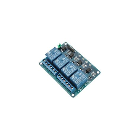 Relay 4 Channel 5v 5v 4 channel relay module with optocoupler protection expansion board