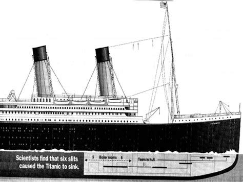 steamboat impact on society causes and effects of the rapid sinking of the titanic