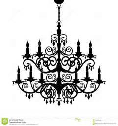 Chandelier Silhouette Chandelier Transparent Clipart Clipart Suggest