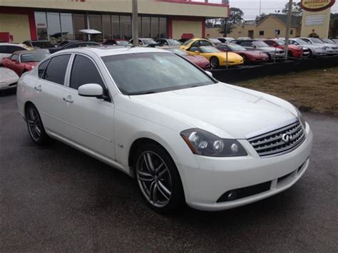 infiniti m45 for sale used 2006 infiniti m45 for sale carsforsale