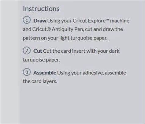 pledge page for research paper jilliene designing two card project tutorials a cricut