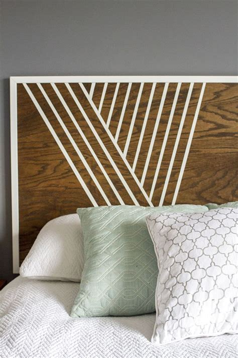 modern wood headboard best 25 modern headboard ideas on pinterest modern