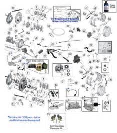 Jeep Brake System Diagram Cj5 Cj7 And Cj8 Scrambler Jeep Brake Parts Morris 4x4