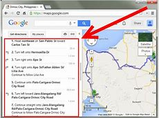 How to Get Driving Directions in Google Maps: 4 Steps Mapquest Driving Distances Google