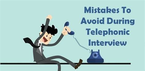 Mba Mistakes To Avoid by Mistakes That May Cost A Lot To Your Telephonic