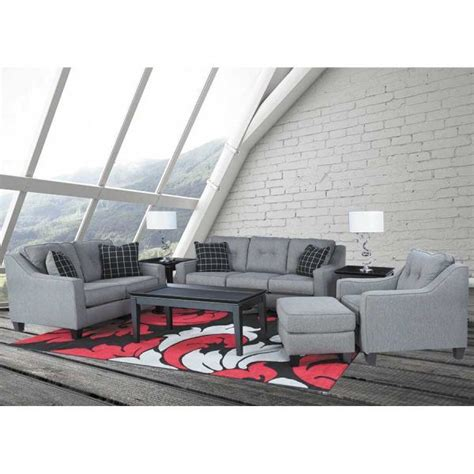 brindon sofa review brindon charcoal sofa pp 539s furniture 5390138 afw