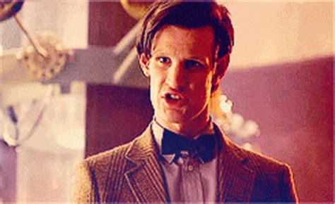 Angry To Write Tell All About Smith by Doctor Who Pond Gillan Matt Smith The Doctor