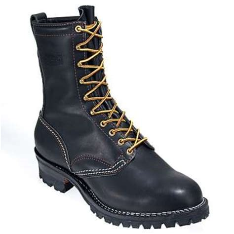 boot company west coast shoe company wesco jobmaster logger work boot