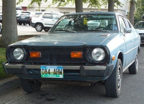 second car ever 124 best images about cars datsun nissan cherry on pinterest