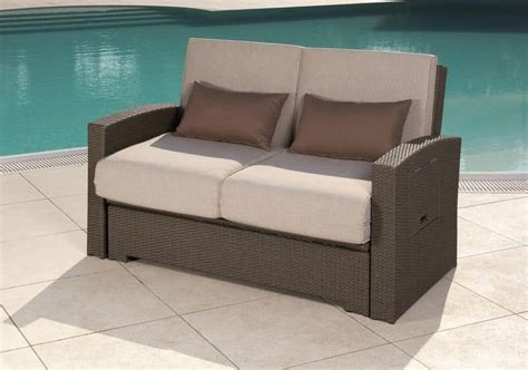 divanetti per esterno divano a 2 posti per esterno idfdesign
