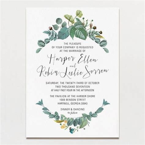 printable wedding stationery wedding invitations printable press