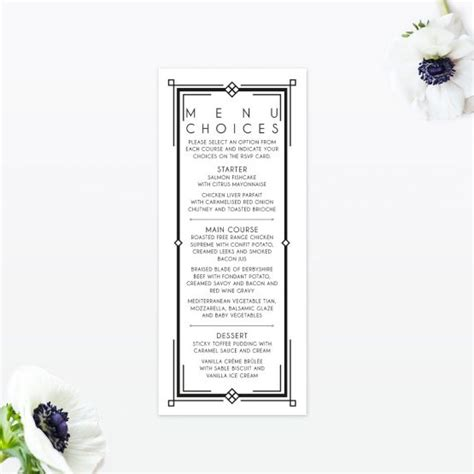 deco wedding stationery uk deco wedding invitation invited luxury