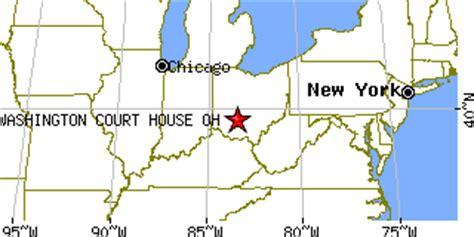 washington court house zip code washington court house ohio oh population data races housing economy