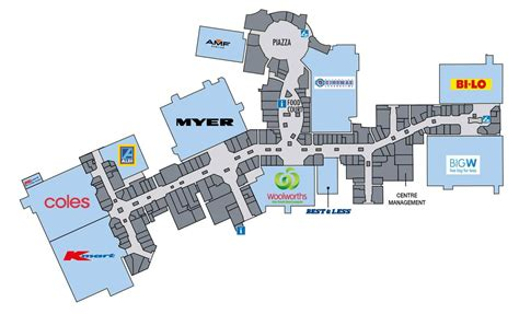 carindale shopping centre floor plan 28 shopping centres page 36 skyscrapercity 1000