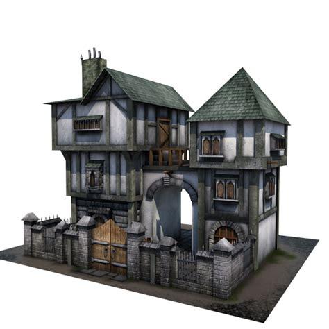 3d house building 3d model house buildings