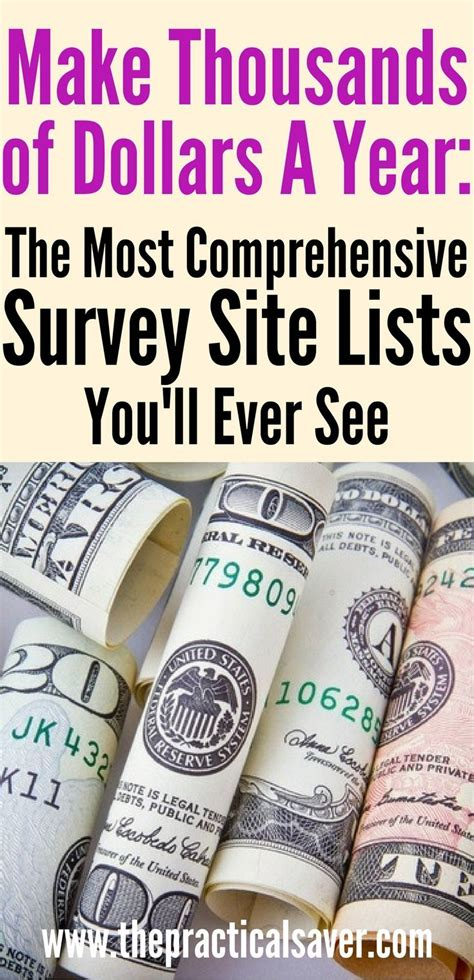 Earn Through Survey - best 25 survey sites ideas on pinterest