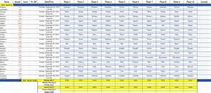 How To Pick Sheets by Nfl Pick Em In Ms Excel Nfl