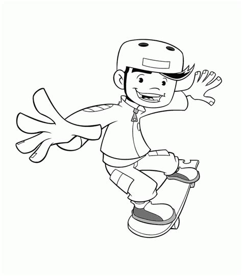 American Dragon Coloring Pages American Jake Coloring Pages