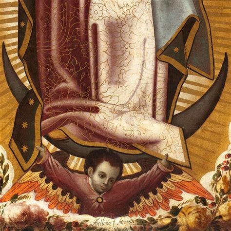 el manto de la virgen de guadalupe s 237 mbolos de la imagen de la virgen de guadalupe thinglink