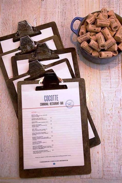 design menu cafe unik 42 desain menu restoran yang akan menginspirasi anda