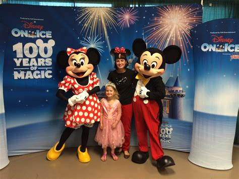 Family Disney On Ice100 Years Of Magic by Disney On Celebrates 100 Years Of Magic Review