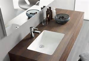 Bathroom Vanity Unit With Basin Delos Vanity Basin Console By Duravit Stylepark