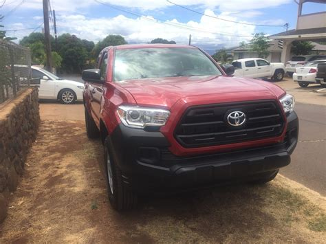 toyota deals now just left the toyota dealer today page 2 tacoma world