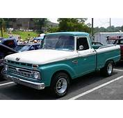 1966 Ford F100 Pickup Truck For Sale