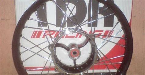 Daftar Handgrip Tdr daftar harga velg tdr ring 17 14 sepasang tapak lebar baru bekas buat motor terbaru