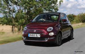 How Heavy Is A Fiat 500 2017 Fiat 500 And 500c Facelift