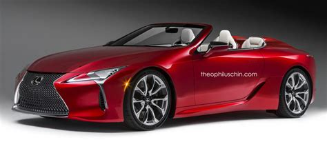 convertible lexus 2016 lexus might make a convertible lc but no f model before
