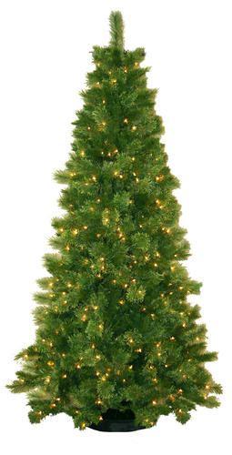 menards natural christmas trees 7 5 prelit pine tree at menards 174