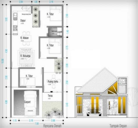 gambar desain rumah 6 x 9 gambar desain rumah minimalis 7 x 9 wallpaper dinding