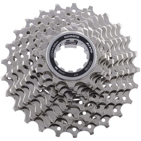11 28 cassette 10 speed shimano cs 5700 105 10 speed cassette 11 28t