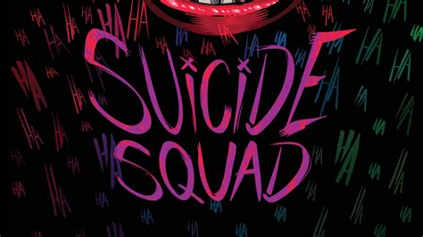 wallpaper hd suicide squad suicide squad typography hd movies 4k wallpapers images